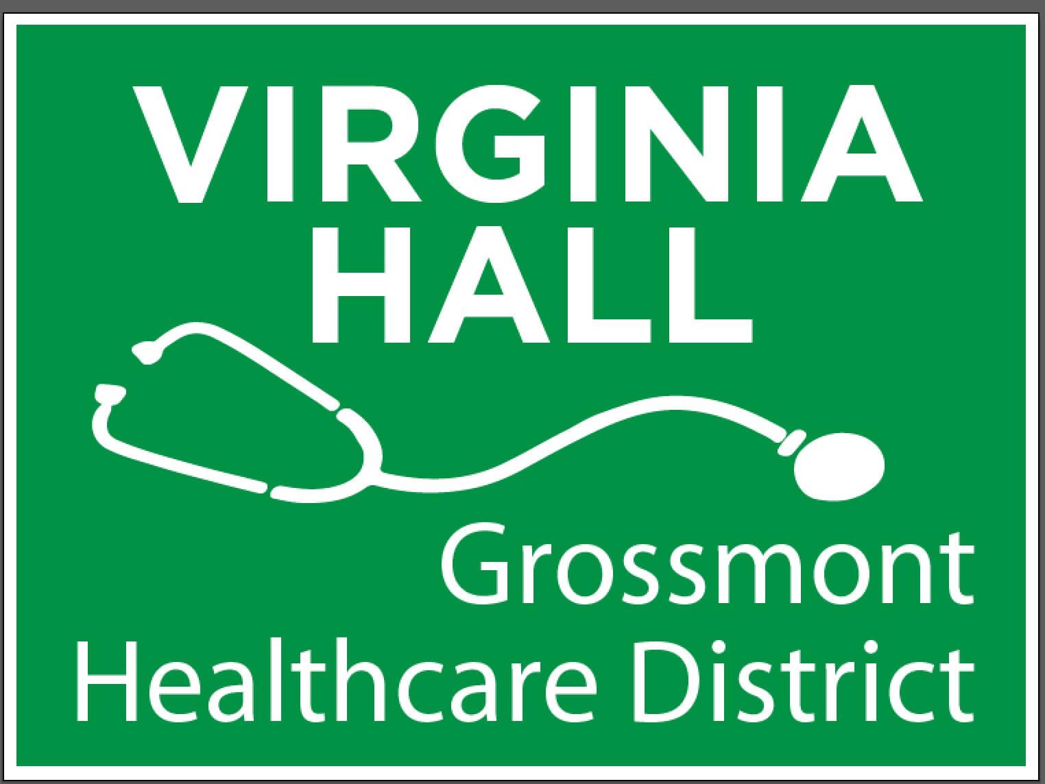 Virginia Hall for Grossmont Health Care